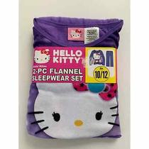 Hello Kitty Fleece Pajamas Photo