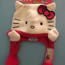 Hello Kitty Flipeez  Winter Kids Hat - as Seen on Tv - Am512 Photo