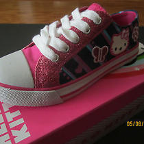 Hello Kitty Girl's Fashion Sneakers Shoes Ae3450 Photo