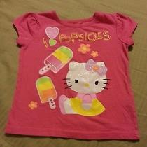Hello Kitty Girls Shirt Size 3t Photo