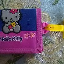 Hello Kitty Girls Wallet Photo