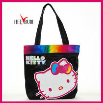 Hello Kitty Handbag Sanrio u.s.a. Women's Girl Shoulder Bag  Tote School Bag Photo