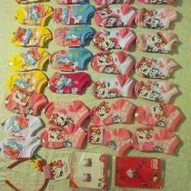 Hello Kitty Huge Lot Toddler/girls Socks & Accessories-New Photo
