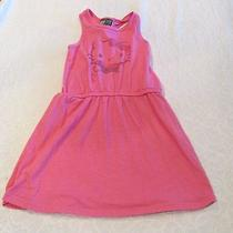 Hello Kitty Junk Food Girls Size Medium 8 Cover Up Pool Beach Sun Dress Casual Photo