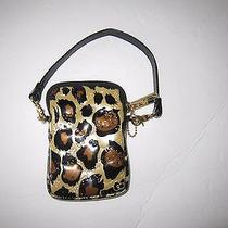 Hello Kitty  Leopard - Phone- Camera Case 5'x3' Photo