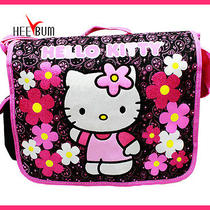 Hello Kitty Messenger Bag Sanrio School Shoulder Bag Backpack & Diaper Bag Photo