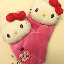Hello Kitty Mittens - Kids Size Photo