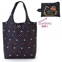 Hello Kitty My Melody Foldable Eco Shopping Bag Tote Sanrio From Japan S4376 Photo