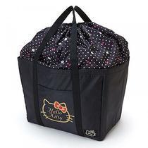 Hello Kitty My Melody Gudetama Foldable Basket Bag Tote Sanrio From Japan S4382 Photo