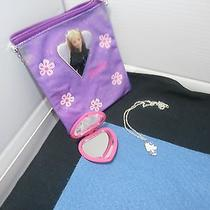 Hello Kitty Necklace  Barbie Purse & Hand Mirror Photo