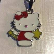 Hello Kitty Necklace Sooo Cute        Bin501 Photo