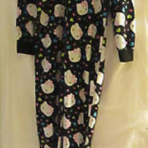 Hello Kitty Pajamas Size Xl 15-17 Adult Onesie Rn82407 Photo
