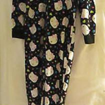 Hello Kitty Pajamas Size Xl 15-17 Adult Onesie Rn82407 Photo