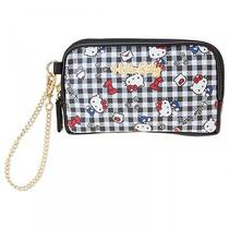 Hello Kitty  Pass Case Id Ticket Purse Card Bag Sanrio From Japan Gift S0729 Photo