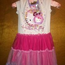Hello Kitty Pk. 4t Dress. Brand New Photo