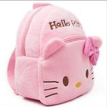 Hello Kitty Plush Backpack (High Quality) Photo