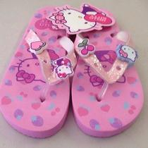 Hello Kitty Sandals Size 1 Photo