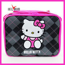 Hello Kitty School Soft Lunch Bag Fun Insulated Food Case Photo