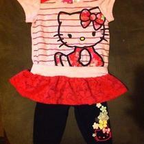 Hello Kitty Shirt and Leggings  Photo