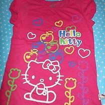 Hello Kitty Shirt Pink Medium Top Photo