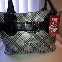 Hello Kitty Shoulder/ Tote Bag Handbag Purse Photo