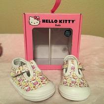 Hello Kitty Size 1 Keds Photo