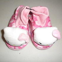 Hello Kitty Slipppers Size Large Photo