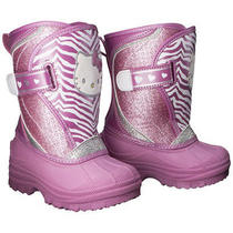 Hello Kitty Snow Boots Photo