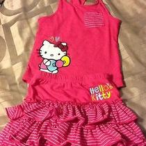 Hello Kitty Summer Outfit Set Photo