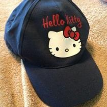Hello Kitty Toddler Girl Kids Hat Baseball Cap New Germany 24 Month  Photo