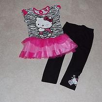 Hello Kitty Top With Leggings Photo