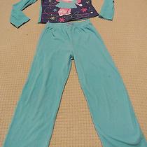 Hello Kitty Two Piece Fleece Winter Pajama Set Girl's Size 7/8 Photo