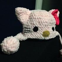 Hello Kitty Winter Hat Photo