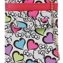 Hello Kitty X Dearisimo 40th Pass Id Card Case Cover Sanrio Japan Gift T2668 Photo