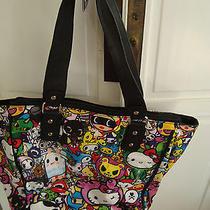 Hello Kity Tokidkoi Handbag and Wristlet Photo