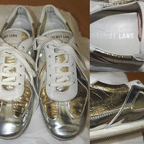 Helmut Lang Collectable Silver Sneakers Photo