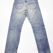 Helmut Lang Painter Jeans Classic Cut Men Jeans Size 34 Photo