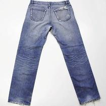 Helmut Lang Vintage Denim Distressed Men Jeans Size 34 Photo