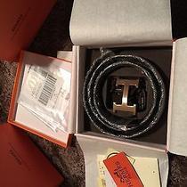 Hermes 32mm Reversible Belt Photo