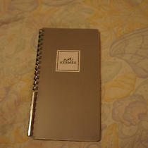 Hermes Agenda Notebook- New Photo