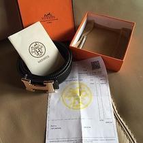 Hermes Belt Photo