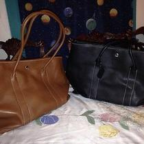 Hermes Black Brown Handbags Photo