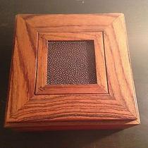Hermes Box - Wooden Box - Medium Photo