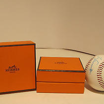 Hermes  Boxes--Lot of 2 ( Boxes Only) Trinket  Photo