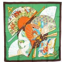 Hermes Carre 90 Scarf Silk 100%