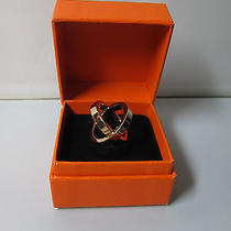 Hermes 'Cosmos' Scarf Ring Photo