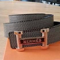 Hermes Desinger Belt Photo