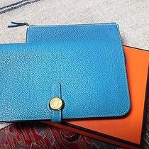 Hermes Dogon Wallet Photo