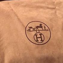 Hermes Dust Bag Photo