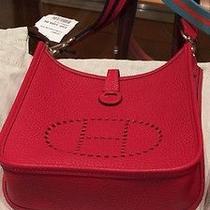 Hermes Evelyn Small Bag Photo